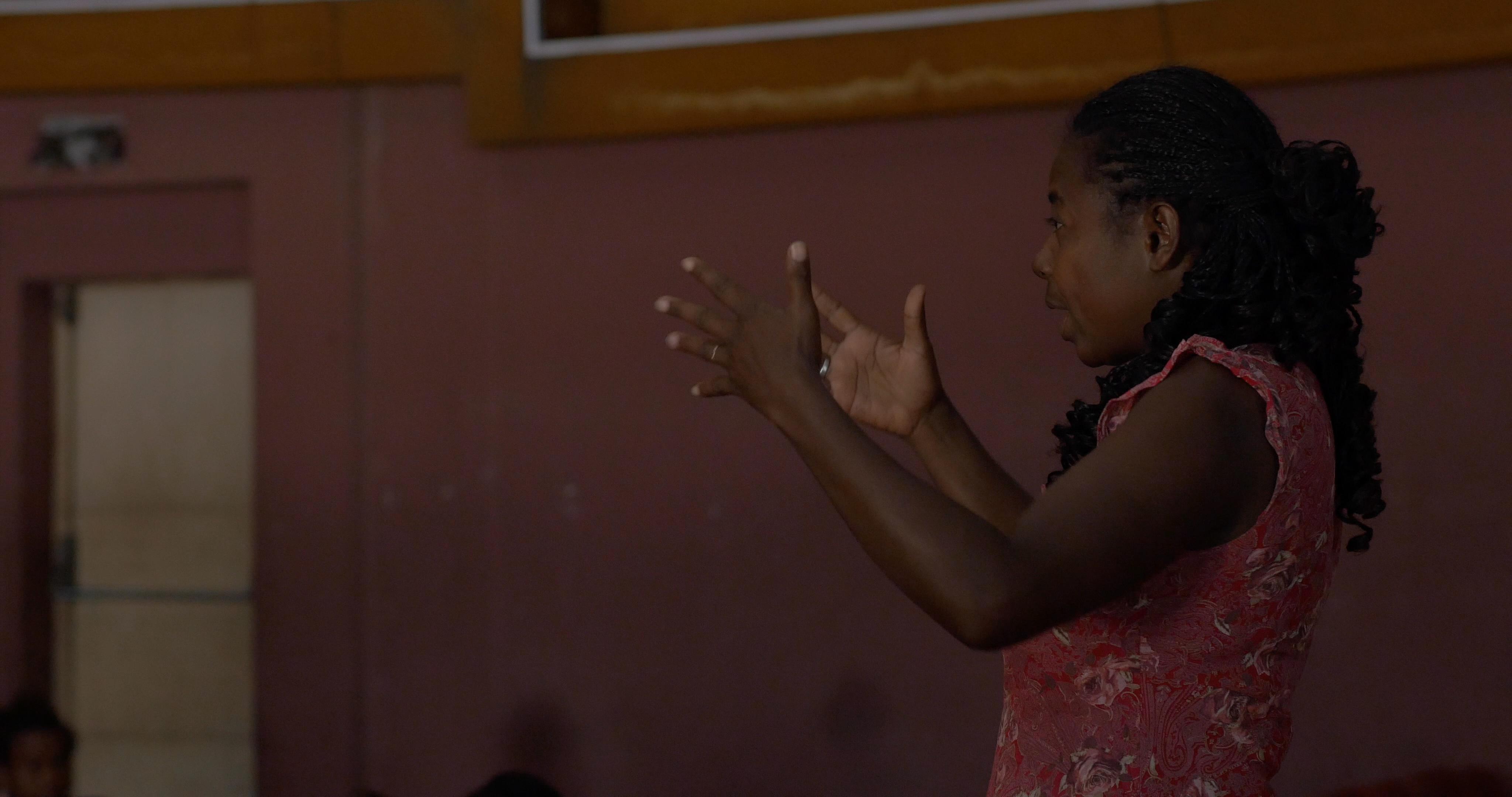 Malagasy Gospel Vola chef de chœur