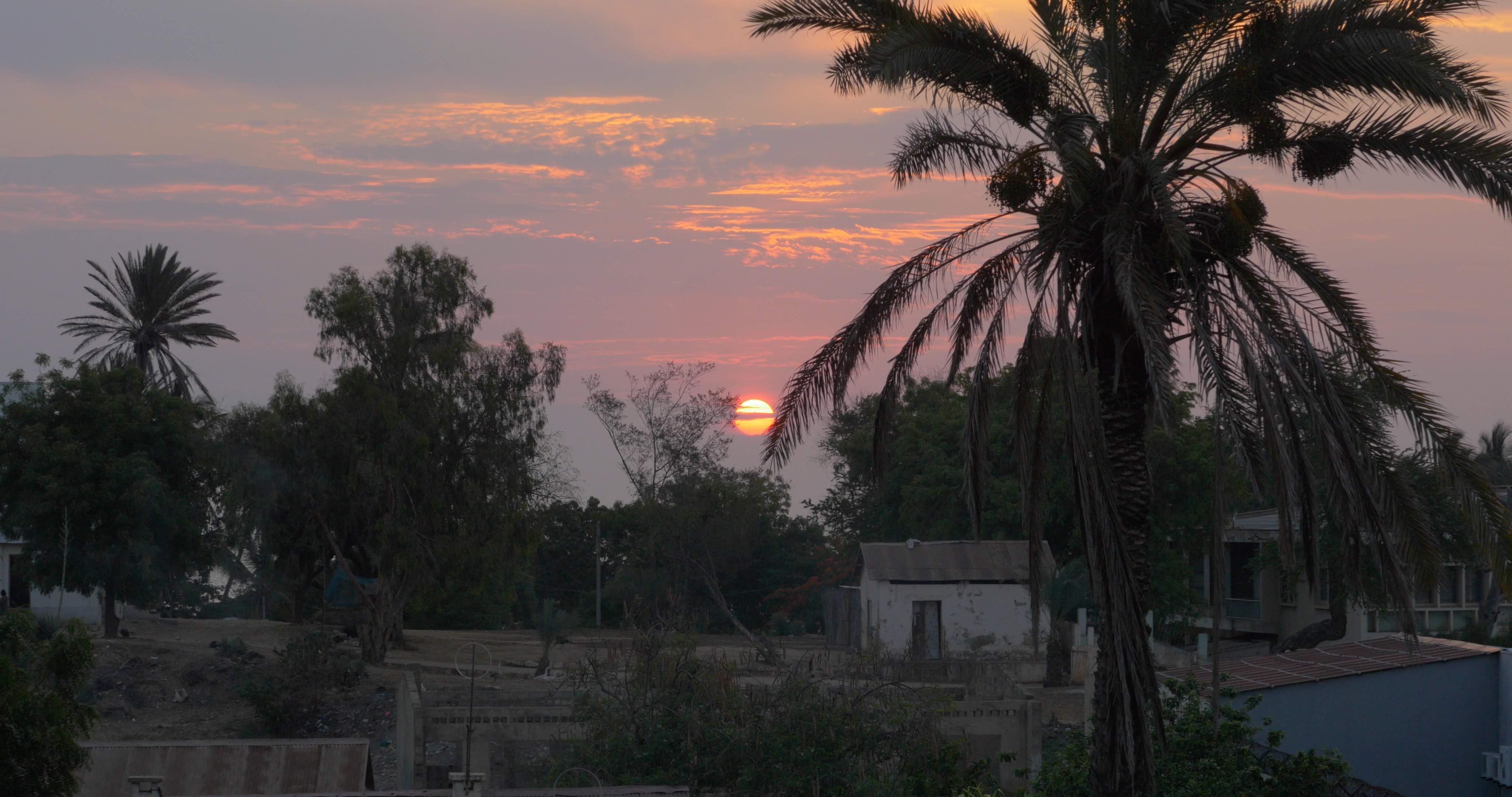 Coucher de soleil Tuléar