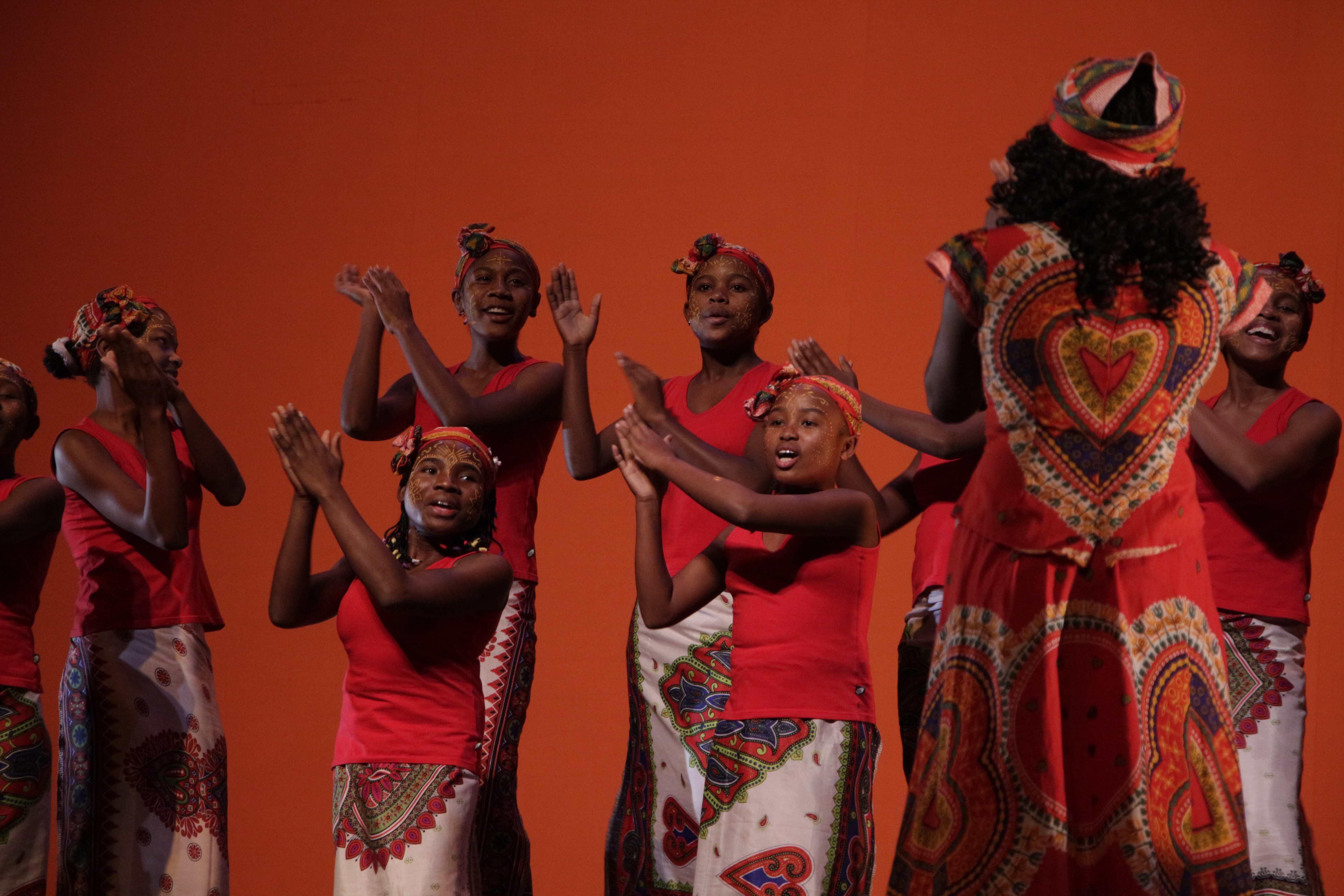 Malagasy-Gospe grande photo