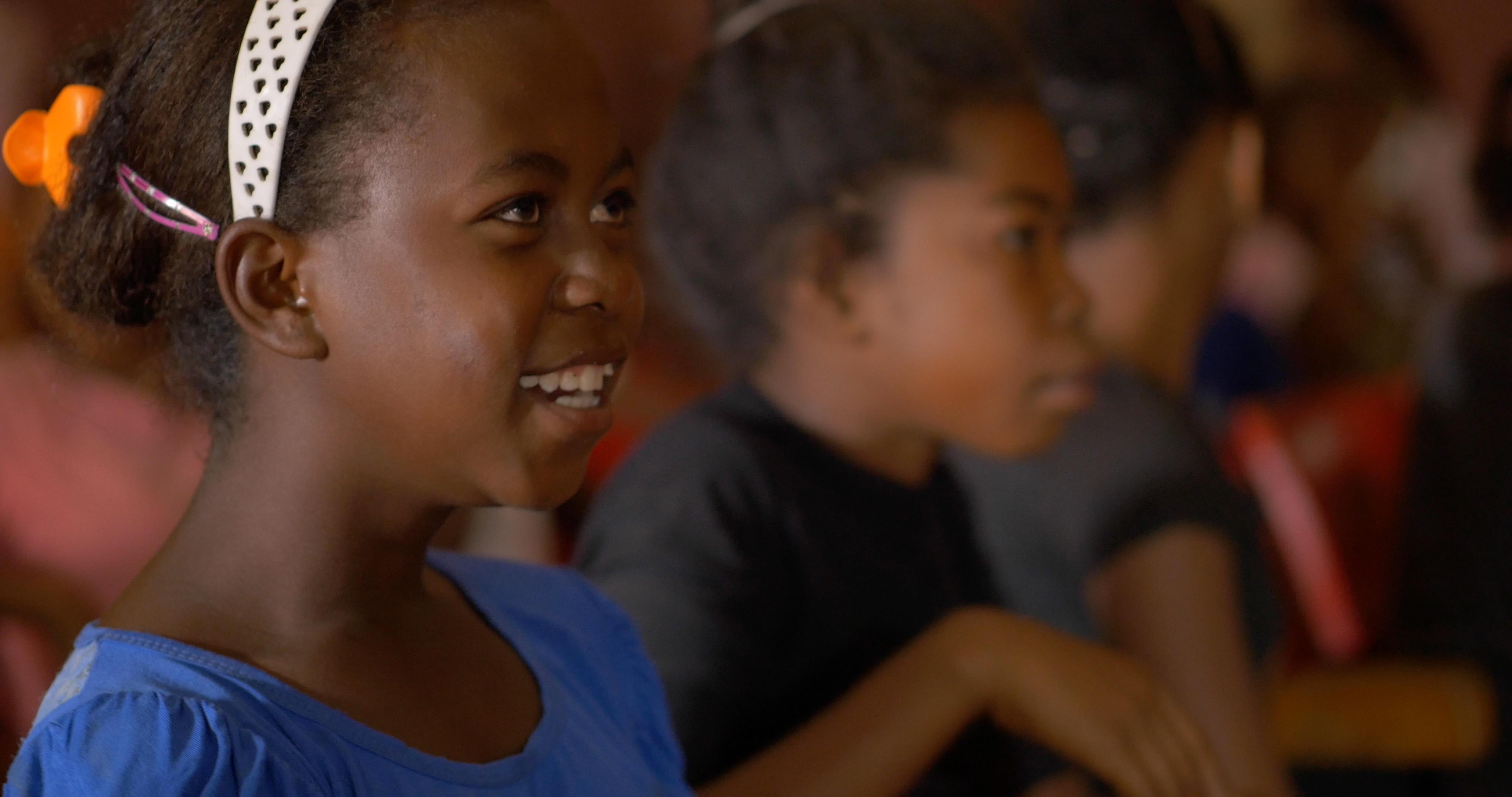 Malagasy Gospel Sourires