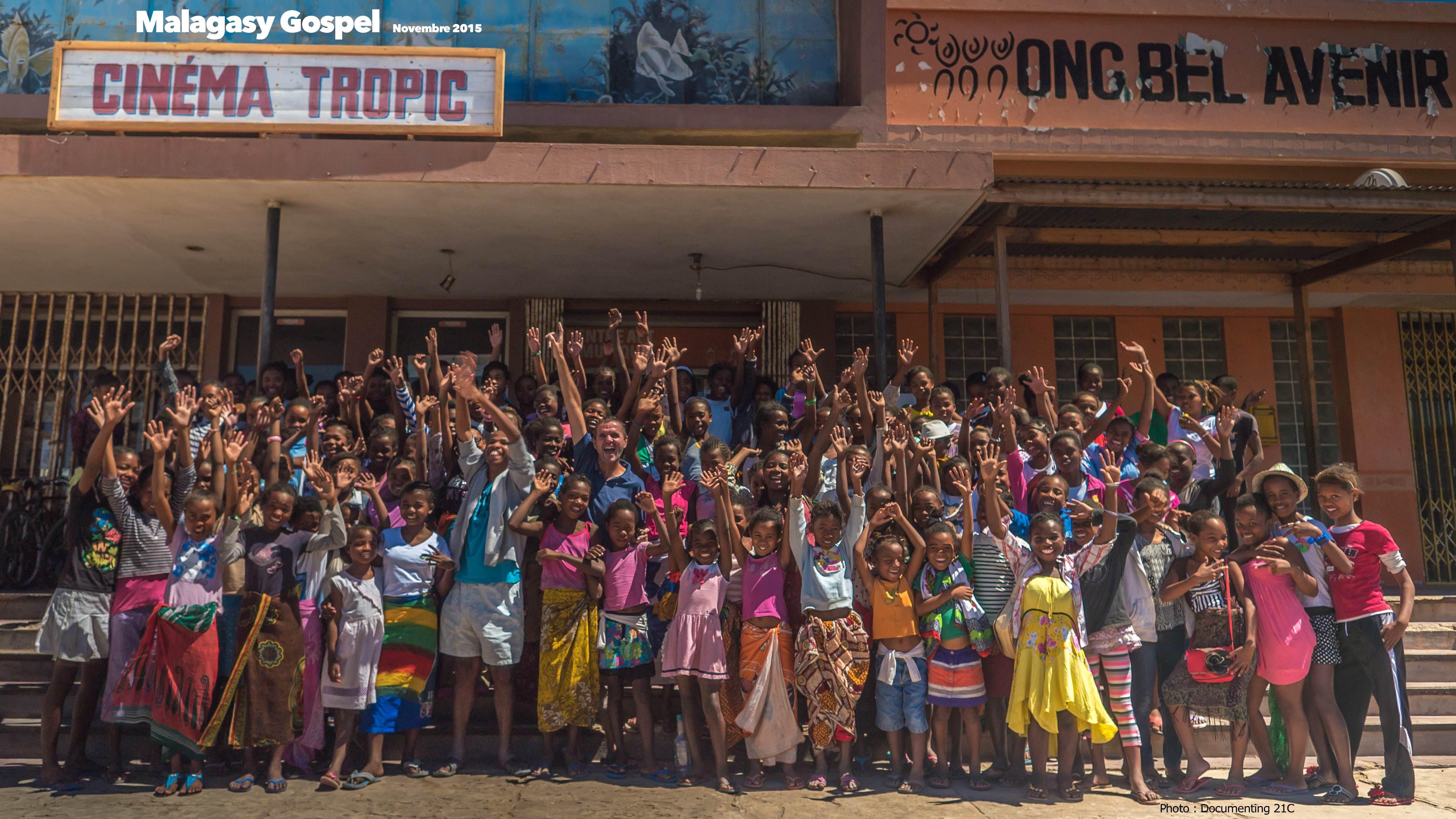Malagasy Gospel novembre 2015